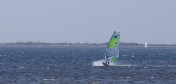 Windsurf Saison startet
