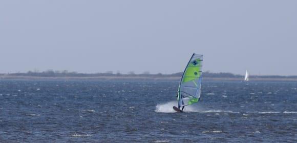 Windsurfen Rerik